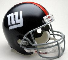 New York Giants Helmet 1961-74 Throwback Deluxe Replica Full Size by Riddell