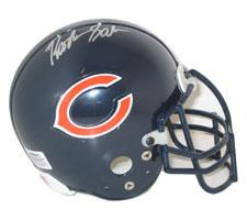 Rashann Salaam Autographed Chicago Bears Authentic Mini Helmet by Riddell