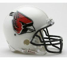 Ball State Cardinals Current Replica Mini Helmet by Riddell
