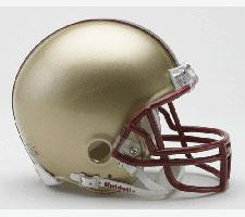 Boston College Current Replica Mini Helmet by Riddell