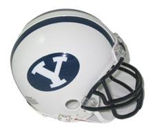 Brigham Young University Cougars Current Replica Mini Helmet by Riddell - Login for SALE Price Image