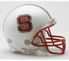 North Carolina State Wolfpack Current Replica Mini Helmet by Riddell - Login for SALE Price Image