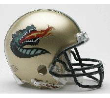 Alabama Birmingham Current Replica Mini Helmet by Riddell