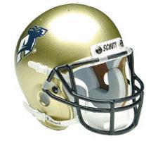 Akron Zips 2003-Present Mini Helmet by Schutt Image
