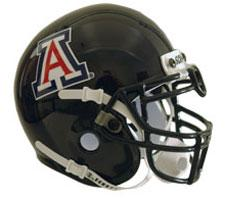 Arizona Wildcats 2004-Present Mini Helmet by Schutt Image