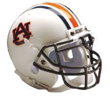 Auburn Tigers 1984-Present Mini Helmet by Schutt Image