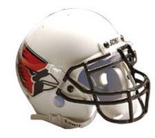 Ball State Cardinals 1990-Present Mini Helmet by Schutt Image