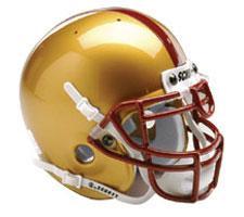 Boston College Eagles 1991-Present Mini Helmet by Schutt Image