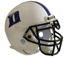 Duke Blue Devils 2004-Present Mini Helmet by Schutt Image