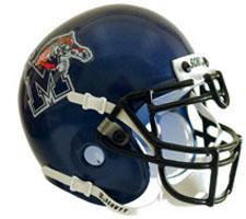 Memphis Tigers 1999-Present Mini Helmet by Schutt Image