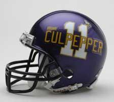Minnesota Vikings Daunte Culpepper Player Replica Mini Helmet by Riddell
