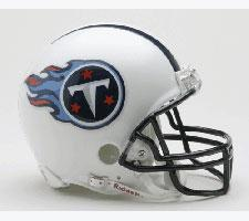 Tennessee Titans 1999-Present Replica Mini Helmet by Ridde