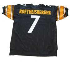 Ben Roethlisberger Steelers Jersey by Reebok