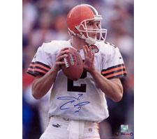 Tim Couch Cleveland Browns 16x20 #1000 Autographed Photo Image