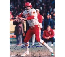 Len Dawson Kansas City Chiefs Autographed Photo