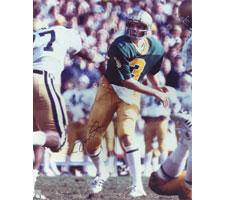 Joe Montana Autographed Photo Notre Dame 16x20