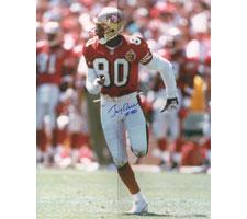 Jerry Rice Autographed 16x20 Photo San Francisco 49ers 16x20 #1080