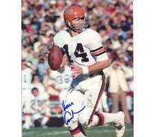 Ken Anderson Autographed 8x10 Photo Cincinnati Bengals 8x10 #139