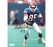 Stephen Baker New York Giants 8x10 #97 Autographed Photo Image