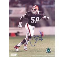 Carl Banks Cleveland Browns 8x10 #150 Autographed Photo Image