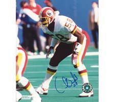 Carl Banks Washington Redskins 8x10 #151 Autographed Photo Image
