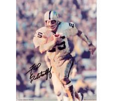Fred Biletnikoff Autographed Photo Oakland Raiders 16x20 #1030