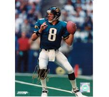 Mark Brunell Jacksonville Jaguars 16x20 #1055 Autographed Photo Image