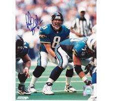 Mark Brunell Jacksonville Jaguars 16x20 #1056 Autographed Photo Image