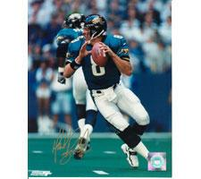 Mark Brunell Jacksonville Jaguars 8x10 #196 Autographed Photo