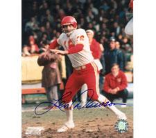 Len Dawson Kansas City Chiefs 8x10 #200 Autographed Photo