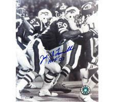Joe DeLamielleure Buffalo Bills8x10 #90 Autographed Photo