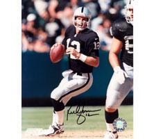 Rich Gannon Oakland Raiders 16x20 #1061 Autographed Photo Image