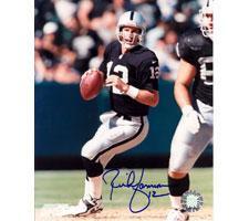 Rich Gannon Oakland Raiders 8x10 Autographed Photo