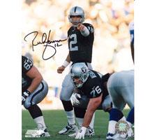 Rich Gannon Oakland Raiders 16x20 #1063 Autographed Photo Image