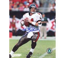 Brad Johnson Tampa Bay Buccaneers 8x10 #63 Autographed Photo