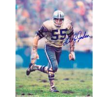 leeroy jordan autographed 8x10 cowboys photo