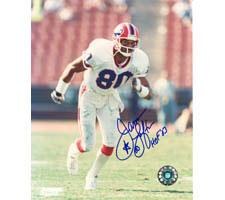 James Lofton Buffalo Bills  Autographed Photo