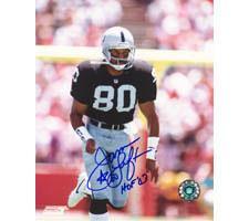 James Lofton Oakland Raiders 8x10 #48 Autographed Photo