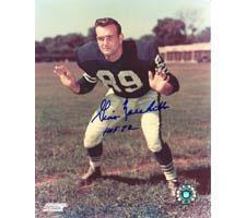 Gino Marchetti Indianapolis Colts 8x10 #66 Autographed Photo