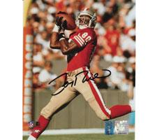 Jerry Rice San Francisco 49ers 8x10 #294 Autographed Photo
