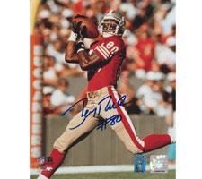 Jerry Rice San Francisco 49ers 8x10 #295 Autographed Photo