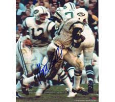 Matt Snell New York Jets Autographed Photo 8x10