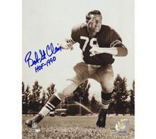 Bob St Clair Autographed 8x10 Photo San Francisco 49ers #305 with Special Inscri