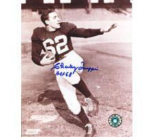 Charley Trippi 8x10 #86 Autographed Photo