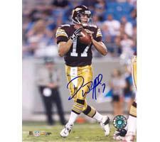 Danny Wuerffel Washington Redskins 8x10 #58 Autographed Photo