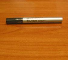 Silver Thick Paint Pen by Uni-Paint Image