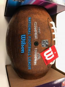 Super Bowl 52 Commemorative Footballs