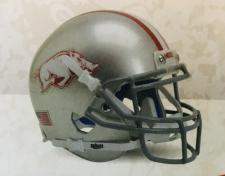 Arkansas Razorback Helmet