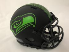 Seahawks Eclipse Helmet