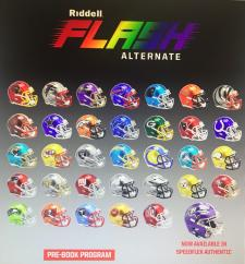 FLASH Replica Speed Helmets